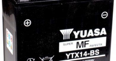 Batterie moto Yuasa