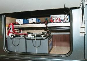 Deux batteries en parallèle dans un camping car